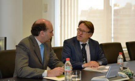 El Gobierno regional pide a Adif un calendario realista para las inversiones del AVE en Extremadura