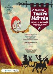 La villa lusa de Marvâo celebrará del 16 al 18 el VI Festival de Teatro en Santo Antonio Das Areias
