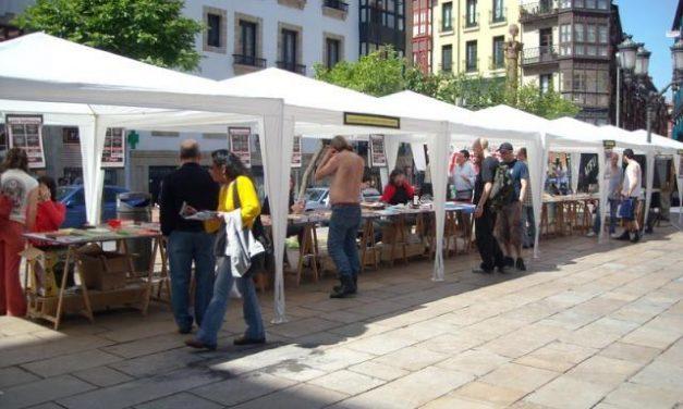 El consistorio de Cáceres abre el plazo para participar en la XIII Feria del Libro  en el Paseo de Cánovas