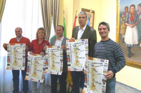 Pedrera defiende la potencialidad de Extremadura como centro nacional de deporte