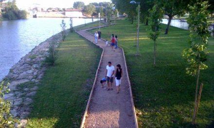 Moraleja celebrará en septiembre la XVI Feria Rayana en el parque fluvial Feliciano Vegas