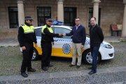 La Policía Local de Valencia de Alcántara estrena un vehículo que mejorará su servicio al ciudadano