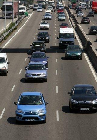 La Delegación del Gobierno ofrece recomendaciones a los conductores para evitar accidentes de tráfico