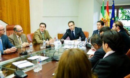 El Gobierno extremeño analiza con el cluster minero chileno las posibilidades de inversión de las empresas