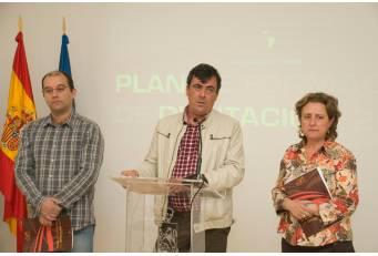 La Diputación presenta su Plan de Formación para 2012 con 75 cursos que llegarán a más de 1.300 alumnos