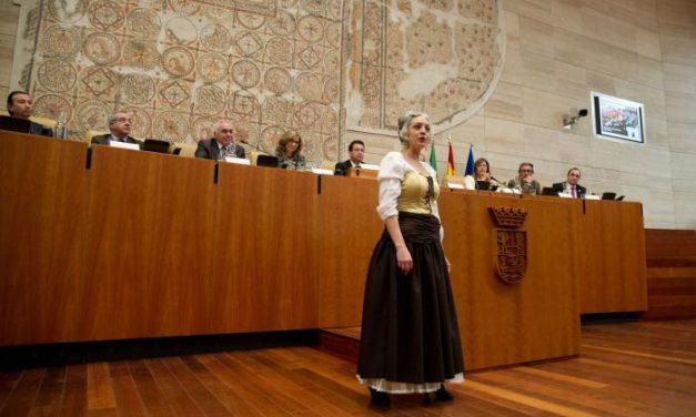 El Parlamento de Extremadura celebra el bicentenario de la Constitución de 1812