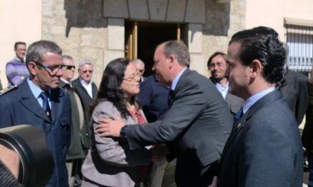 Monago pone a Moraleja como ejemplo de municipio que puede aprovechar sus recursos para salir de la crisis