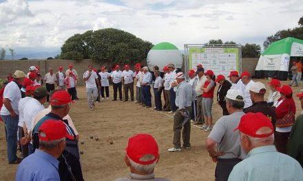 Acehúche acogerá este domingo el IX Torneo de Petanca Mancomunidad Rivera de Fresnedosa