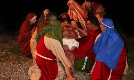 Torrecilla de los Ángeles ultima los preparativos para celebrar la Pasión de Cristo el 5 de abril, Jueves Santo