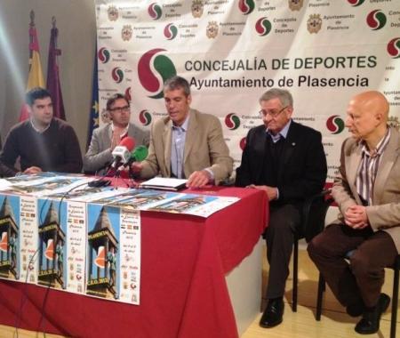 La celebración del campeonato de España de orientación contribuirá al desarrollo de Plasencia