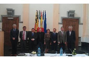 La Diputación de Cáceres es elegida secretaria general de la asociación internacional Partenalia