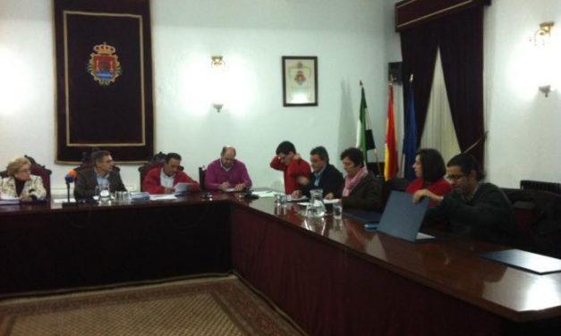El Ayuntamiento de Valencia de Alcántara aprueba en pleno medidas para dinamizar el polígono