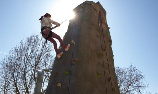 El Patronato Municipal de Deportes de Moraleja pone en marcha cursos de iniciación a la escalada
