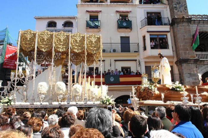 El DOE publica la declaración de la Semana Santa de Plasencia como Fiesta de Interés Turístico