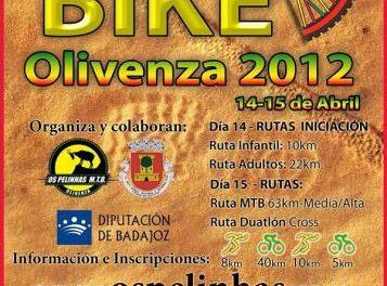 Olivenza acogerá el mayor evento deportivo de bicicleta de montaña de la región con pruebas para todas las edades