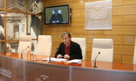 IU ha pedido respeto a la autonomía de decisiones de la esta formación en Extremadura