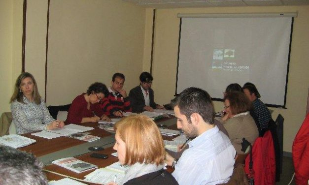 La Mancomunidad Sierra de San Pedro refuerza la coordinación para avanzar en formación y empleo