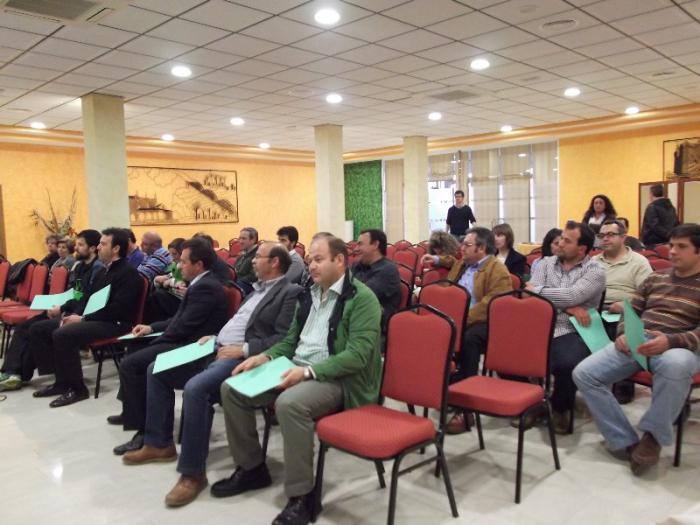 Catorce industrias agroalimentarias del Valle del Alagón se unen en Aproval con productos de calidad