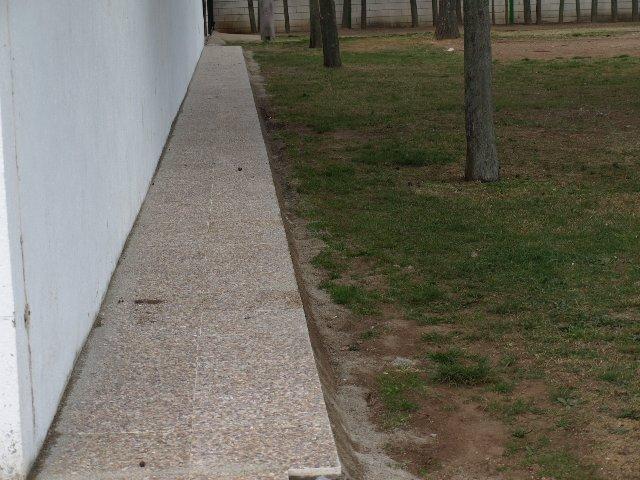 El Ayuntamiento de Moraleja acomete mejoras en varias instalaciones deportivas municipales