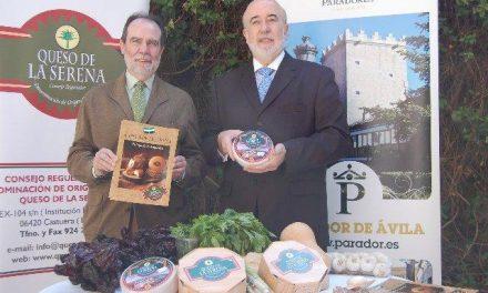 El Parador de Ávila promociona la Torta de la Serena en Semana Santa como producto único