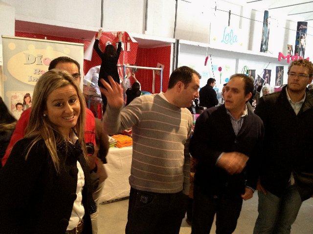 Más de 5.000 personas visitan la III Feria del Stock y del Vehículo de Ocasión de Moraleja