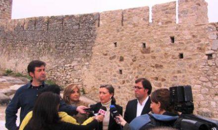 Trinidad Nogales incide en la importancia de la conservación preventiva en su visita a Trujillo