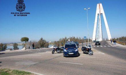Patrullas hispano-portuguesas se unen en los dispositivos de seguridad de la Semana Santa