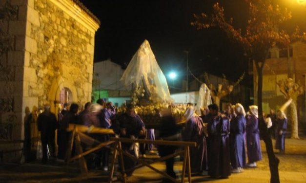 Suspenden por primera vez en 26 años la procesión del Cristo del Humilladero de Moraleja debido a la lluvia