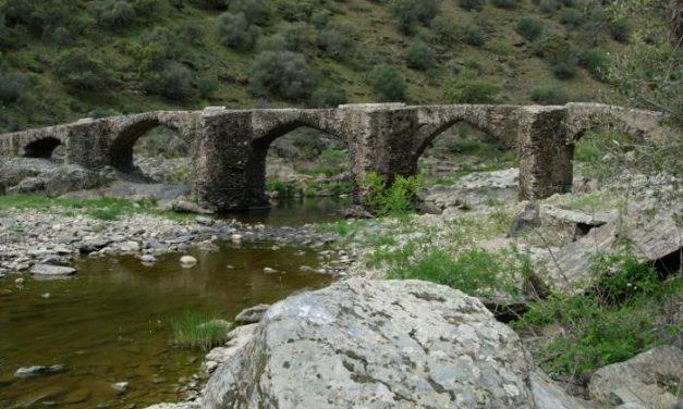 Desarrollo Rural y Patrimonio trabajan conjuntamente en la recuperación de tres puentes