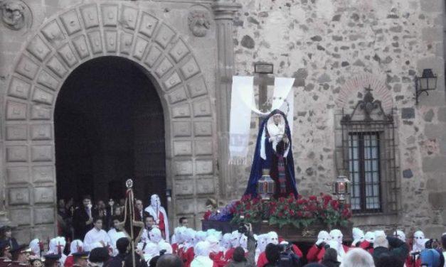 La ocupación hotelera de la ciudad de Cáceres durante la Semana Santa llega hasta el 95 por ciento
