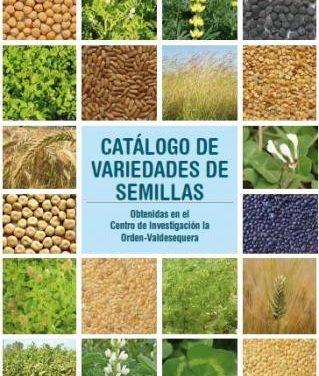El Centro de Investigación La Orden-Valdesequera publica el Catálogo de Variedades de Semillas obtenidas