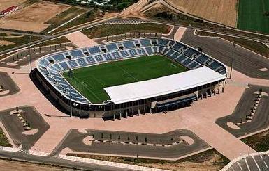 El partido de la Selección Extremeña de Fútbol se complementa con actividades lúdicas y deportivas