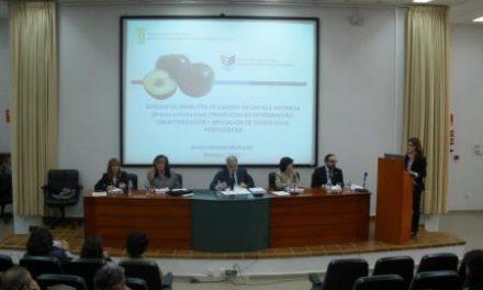 Una tesis doctoral asesora al sector frutícola sobre calidad y tecnologías postcosecha en ciruela japonesa