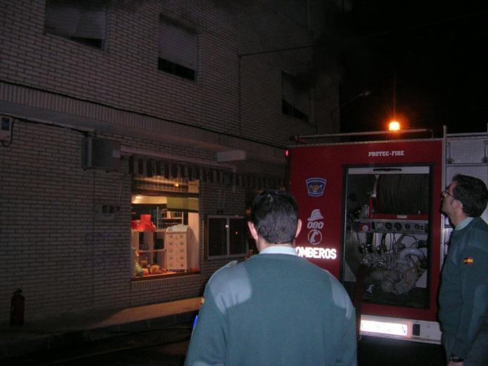 La Asociación de Las Eras emprende una campaña para ayudar a los afectados por el incendio en Moraleja