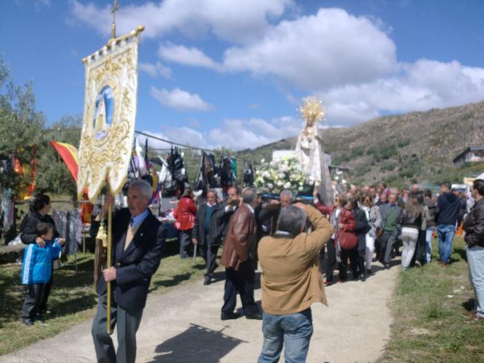 Cilleros celebra las tradicionales fiestas en honora su patrona, la Virgen de Navelonga