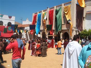 Portezuelo celebra el VIII Festival Medieval los días 20 y 21 de abril dedicado este año a la Orden del Temple