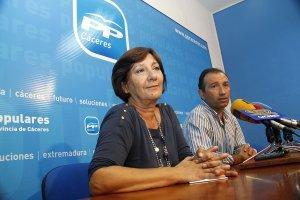 El PP de Moraleja aplaude el nombramiento de Concepción González como diputada en el Congreso