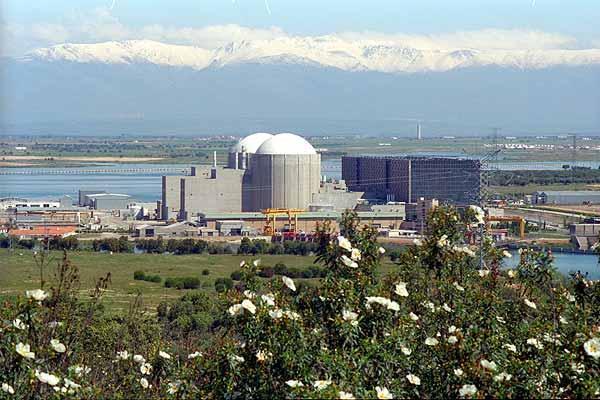 Aparecen cientos de peces muertos en el embalse de Arrocampo de la central nuclear de Almaraz