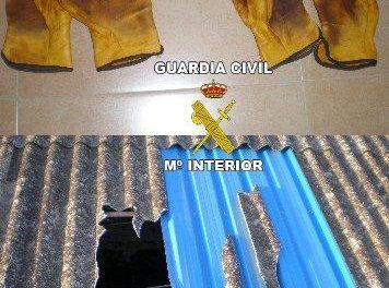 """La Guardia Civil sorprende a dos """"butroneros"""" cuando robaban en una Cooperativa de Navalvillar de Pela"""