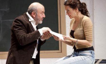 El conocido actor Jesús Bonilla representará este viernes en la sala Trajano de Mérida la obra 'Historia de 2'