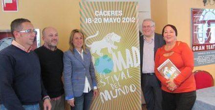 Quince grupos de nueve países conforman el cartel de la XXI edición del festival Womad Cáceres