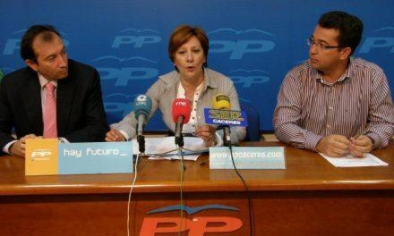 Concepción González se compromete a defender la provincia de Cáceres en su escaño en el Congreso