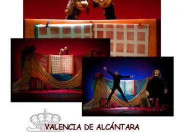 Valencia de Alcántara opta por el teatro para conmemorar con los escolares el Día del Libro