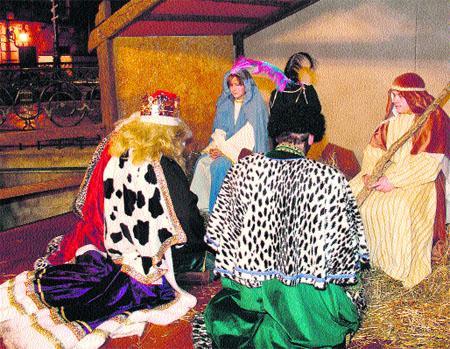 Los Reyes Magos repartirán caramelos aptos para celíacos en la cabalgata que se organiza en Moraleja