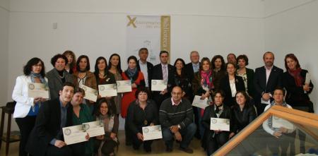 La Biblioteca Regional de Extremadura acoge la entrega de premios de Fomento de la Lectura