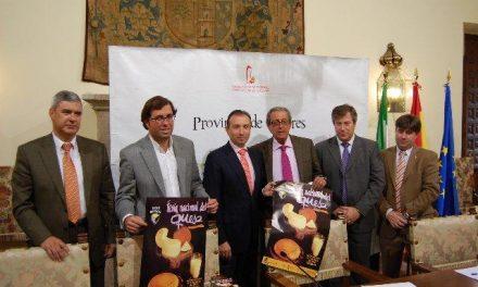 Trujillo reune más de 500 variedades de queso y 37 denominaciones de origen de España y Portugal