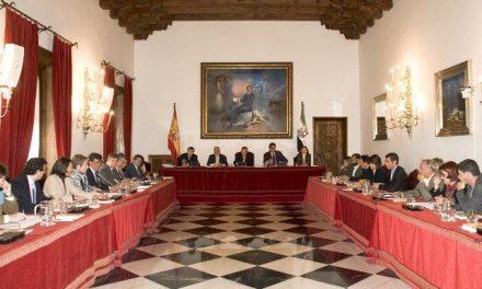 La Diputación de Cáceres aprueba en pleno destinar cuatro millones euros al Plan de Empleo de Extremadura