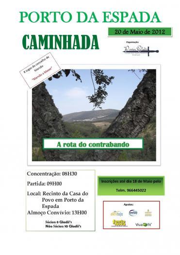 La Cámara Municipal de Marvâo organiza una ruta por el Puerto de Espada que tendrá lugar el 20 de mayo