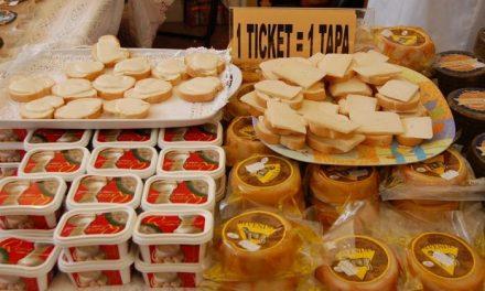 Más de medio centenar de quesos de España y Portugal se presenta a la cata-concurso de Trujillo