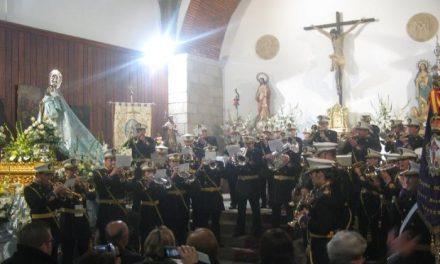 La lluvia obliga a suspender este domingo la procesión en honor a la Virgen de la Vega en la localidad de Moraleja